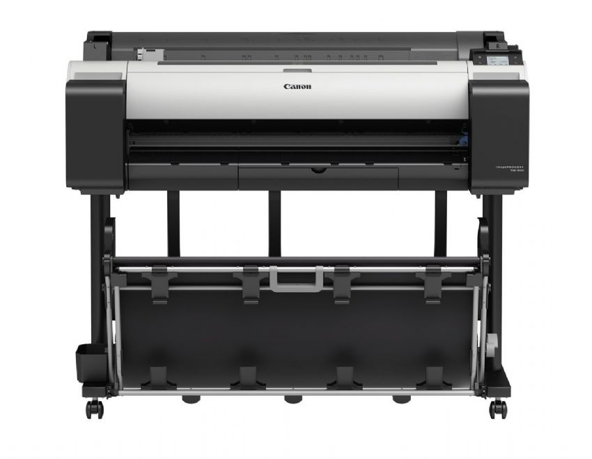 The Canon TM-300 plotter is the perfect choice for A0 CAD and GIS prints